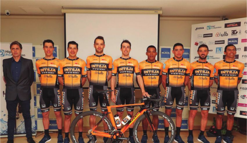 Inteja Dominican Cycling Team