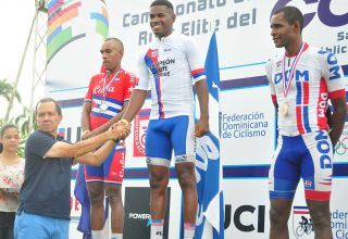 Podium Categoria Elite